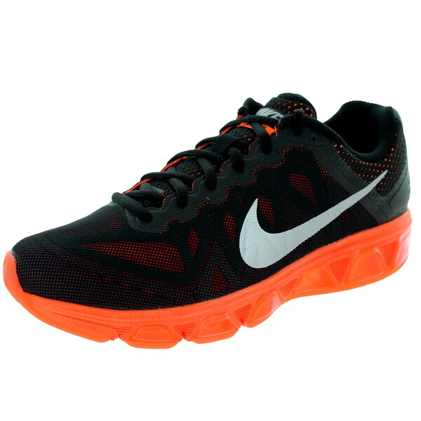 sale retailer 1add1 b5d48 Nike Men  x27 s Air Max Tailwind 7 Black, Metallic Silver, and