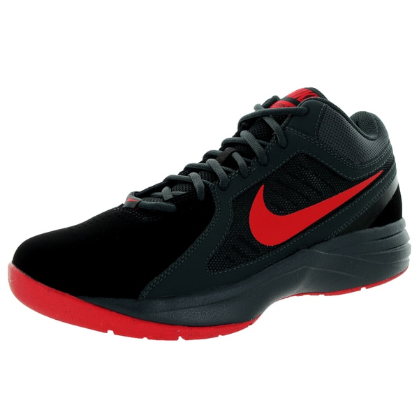 dfd9523aa006 ... Men s Athletic Shoes. Nike Men  x27 s The Overplay VIII NBK  Black University Red Anthracite