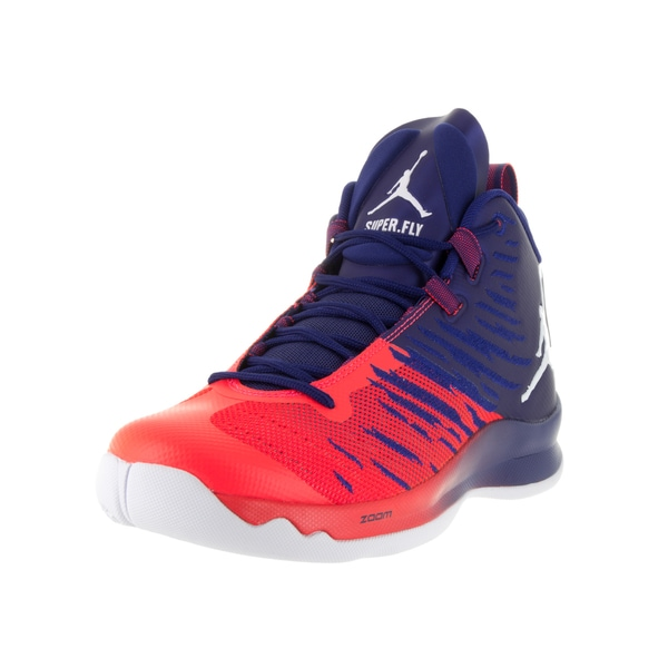 new product 83134 f85b1 Nike Jordan Men  x27 s Jordan Super.Fly 5 Deep Royal Blue