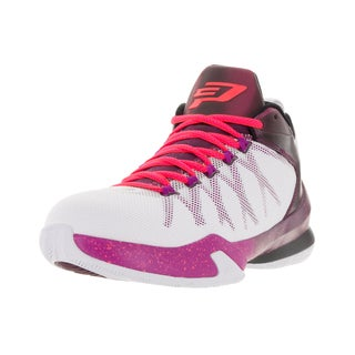 Nike Jordan Men's Jordan CP3.VIII AE Pink Fabric Basketball Shoe
