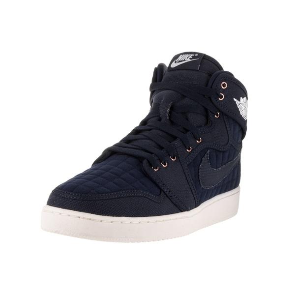 047269988949 Shop Nike Jordan Men s Jordan AJ1 KO High OG Basketball Shoes - Free ...