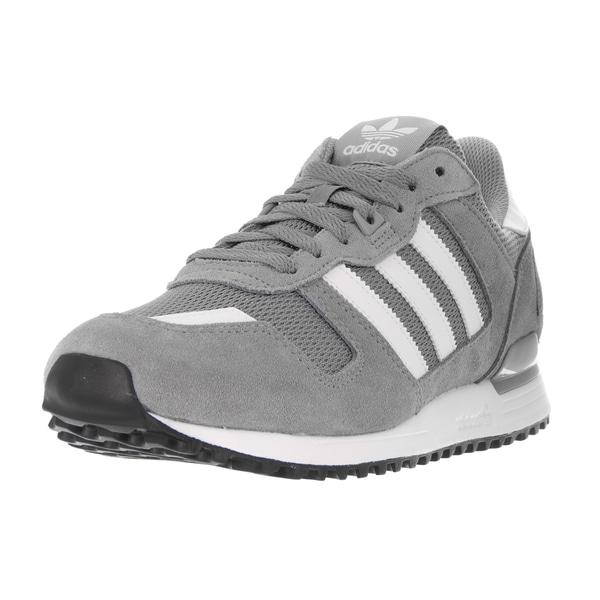 more photos 0bf6e 309b4 Adidas Men  x27 s ZX 700 Originals Grey Suede Running Shoe