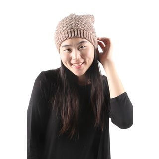Embellished Wintertime Beanie
