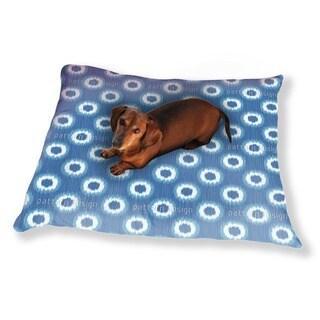 Faux Shibori Dog Pillow Luxury Dog / Cat Pet Bed