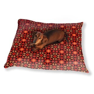 Kilim Tiles Dog Pillow Luxury Dog / Cat Pet Bed