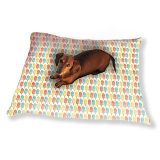 Popsicle Parade Dog Pillow Luxury Dog / Cat Pet Bed