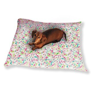 Tadpole And Fish Dog Pillow Luxury Dog / Cat Pet Bed