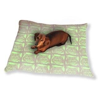 Kitty Minka Green Dog Pillow Luxury Dog / Cat Pet Bed