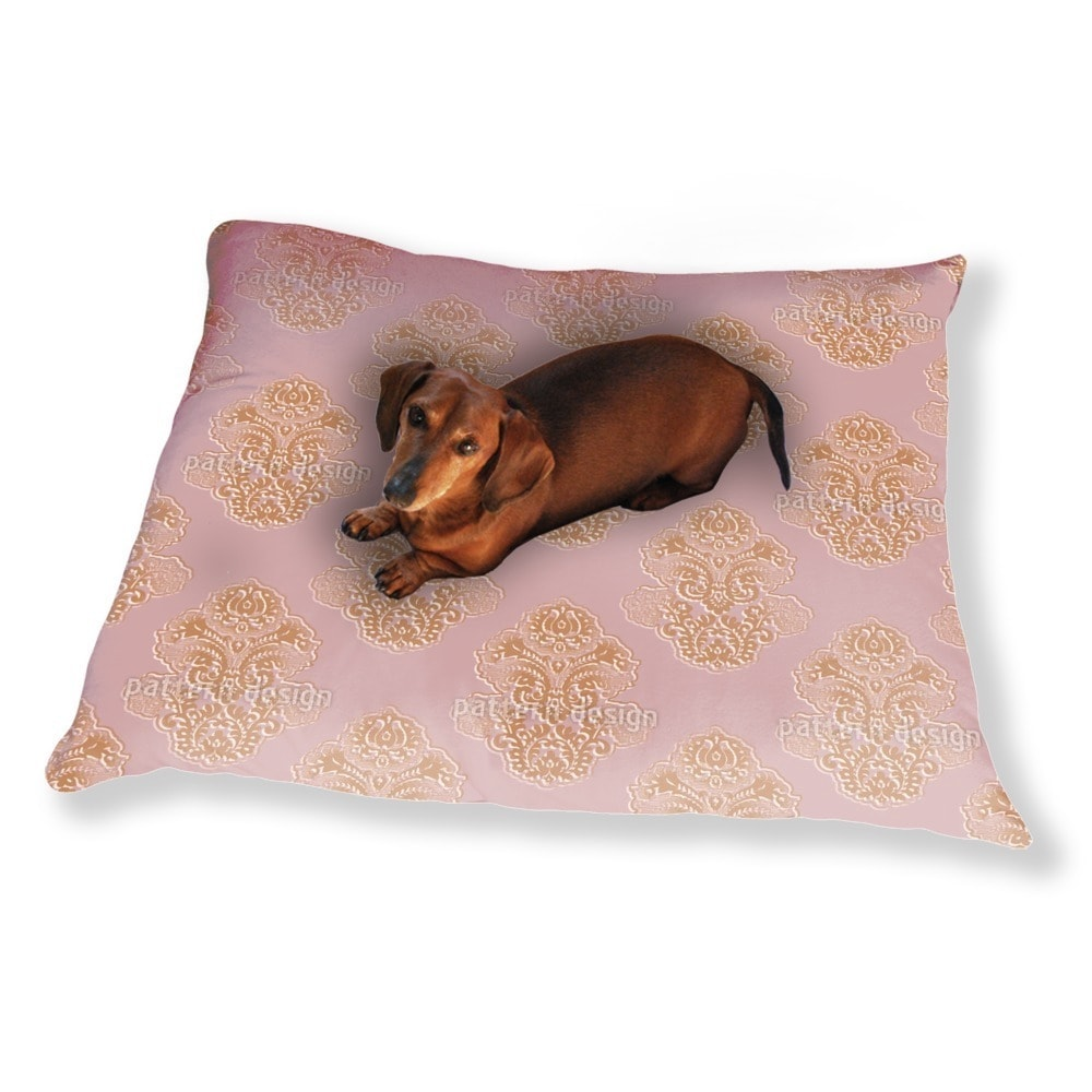 Uneekee Silhouette Baroque Dog Pillow Luxury Dog / Cat Pe...