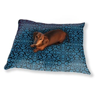 Black and Blue Dog Pillow Luxury Dog / Cat Pet Bed