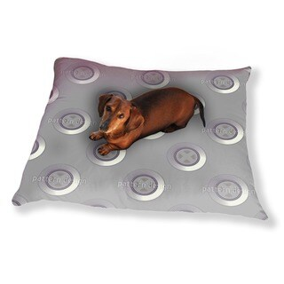 Press The Metal Button Dog Pillow Luxury Dog / Cat Pet Bed