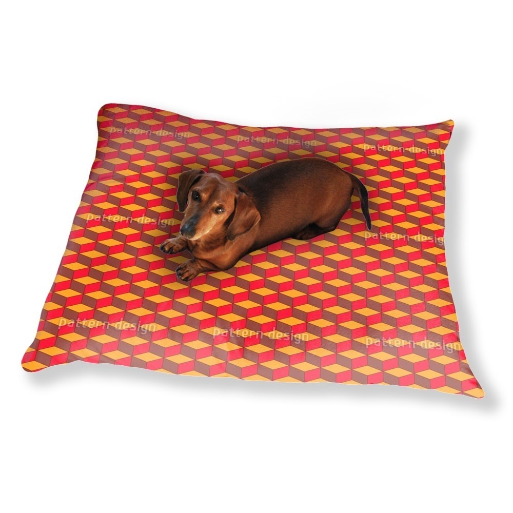 Uneekee Climbing Square Steps Dog Pillow Luxury Dog / Cat...