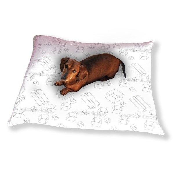 Shop 3d Wire Objects Dog Pillow Luxury Dog Cat Pet Bed Free