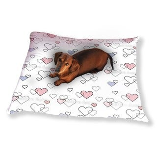 Heart Full Dog Pillow Luxury Dog / Cat Pet Bed