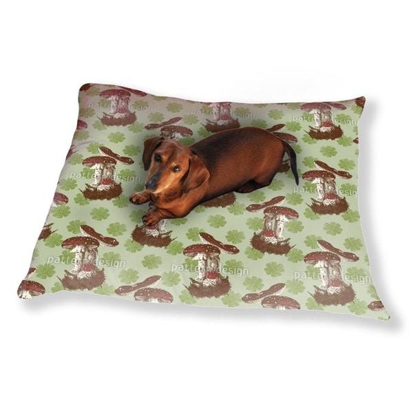 Shop The Lucky Mushroom Dog Pillow Luxury Dog Cat Pet