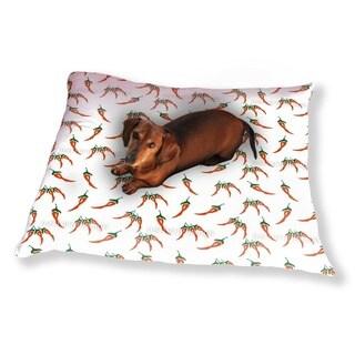 Chili Chili Dog Pillow Luxury Dog / Cat Pet Bed