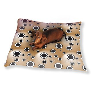 Circles In The Spotlight Dog Pillow Luxury Dog / Cat Pet Bed