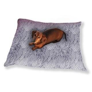 Deep Down In The Land Of Hundertwasser Dog Pillow Luxury Dog / Cat Pet Bed