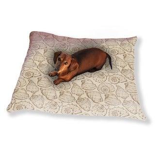 Seashells Sand Dog Pillow Luxury Dog / Cat Pet Bed