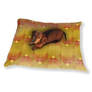 Art Deco Lines Dog Pillow Luxury Dog / Cat Pet Bed|https://ak1.ostkcdn.com/images/products/13410091/P20104718.jpg?impolicy=medium