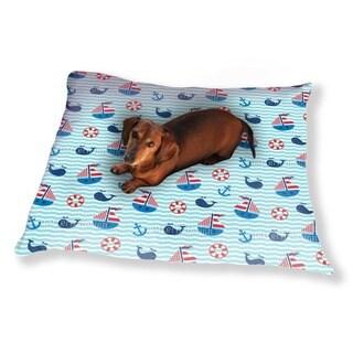 Nautical Parade Dog Pillow Luxury Dog / Cat Pet Bed
