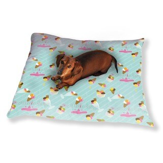 Gelato Gelato Dog Pillow Luxury Dog / Cat Pet Bed