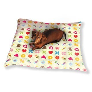 For You Only Dog Pillow Luxury Dog / Cat Pet Bed|https://ak1.ostkcdn.com/images/products/13410603/P20105167.jpg?impolicy=medium