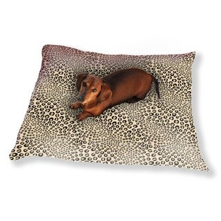Leopards Want To Be Kissed Dog Pillow Luxury Dog / Cat Pet Bed