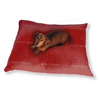 Kings Of Hearts Dog Pillow Luxury Dog / Cat Pet Bed