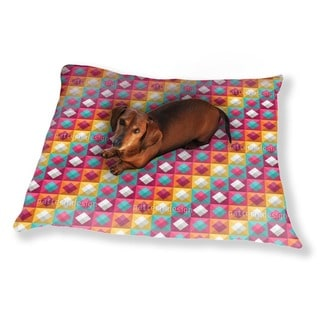 Diamond To The Square Dog Pillow Luxury Dog / Cat Pet Bed