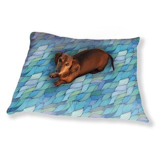 Rusalkas Braided Hair In The Morning Dog Pillow Luxury Dog / Cat Pet Bed