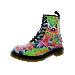 Dr. Martens Women's 1460 W Multicolor Leather Boot