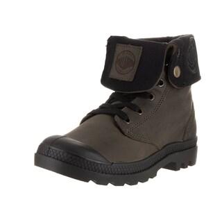 Palladium Women's Chinchilla Baggy Green Leather Boot