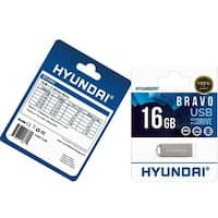 Hyundai 16GB Bravo USB 2.0 Flash Drive