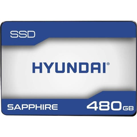 "HYUNDAI 480GB INTERNAL SSD 2.5"" SATA 3D TLC"