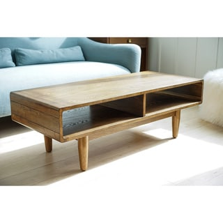 Posh Pollen Dexter Deco Walnut Coffee Table by Hives & Honey