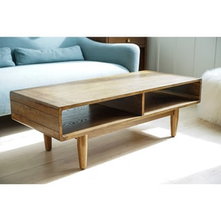 Haven Home Dexter Deco Walnut Coffee Table by Hives & Honey