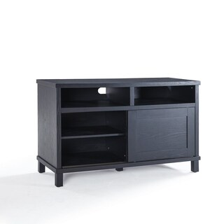 Haven Home Sullivan Sharp Black TV Stand & Entertainment Center by Hives & Honey