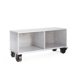 Haven Home Maddox Storage Unit with Casters by Hives & Honey
