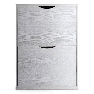Haven Home Bauer Grey Storage Cabinet Draweres by Hives & Honey