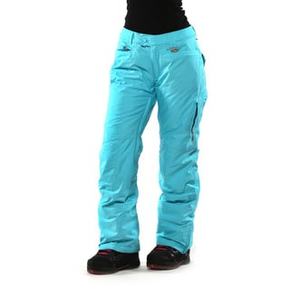 Marker Women's Starlight Liquid Blue Snow Pants