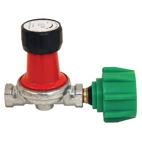 Bayou Classic® 7850 - 30-psi Adjustable Regulator