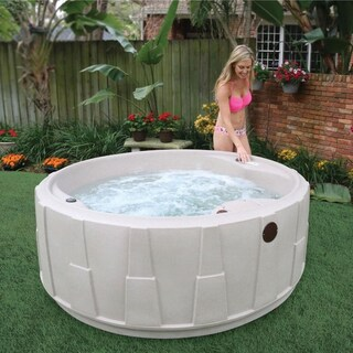 AquaRest Select 200 5-Person Spa with 20 SS Jets and LED Waterfall