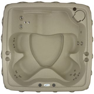 AquaRest AR-500P 5-person Spa With Ozone, Heater, 19 Jets, and LED Waterfall