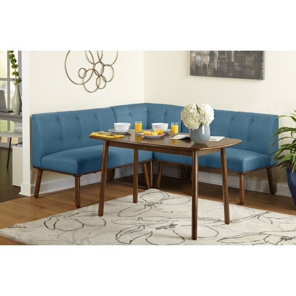 Enjoyable Shop Simple Living 4 Piece Playmate Nook Dining Set On Caraccident5 Cool Chair Designs And Ideas Caraccident5Info