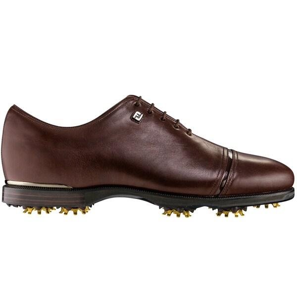 FootJoy Icon Black Golf Shoes 52068 Previous Season Style All Over Mahogany