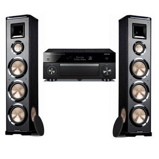 Bic Acoustech PL-980 Pair With Yamaha Aventage RX-A1060 Receiver