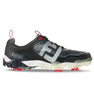FootJoy Freestyle Golf Shoes  Black/White/Grey