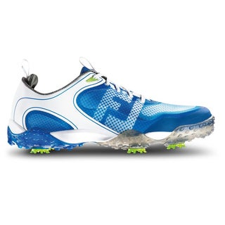 FootJoy Freestyle Golf Shoes white/Blue