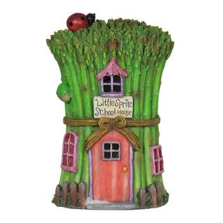 Solar Asparagus House